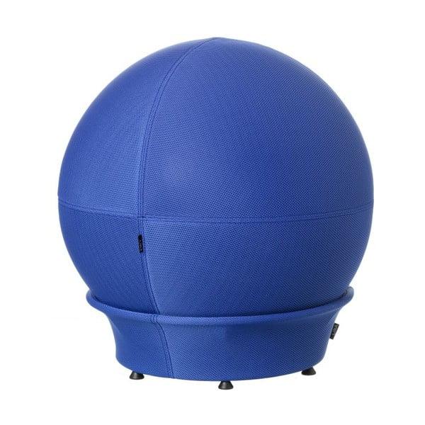Piłka do siedzenia Frozen Ball Dazzling Blue, 55 cm