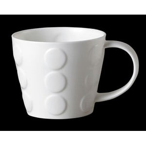 Kubek z angielskiej porcelany Tubby Spot