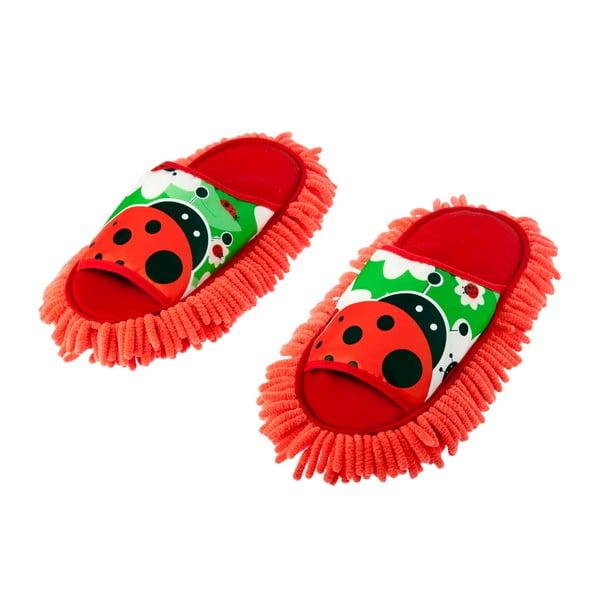 Pantofle do wycierania kurzu Lady Bug