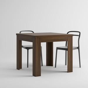 Stół rozkładany w kolorze orzecha MobiliFiver Eldorado, dł.90-180cm
