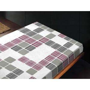 Prześcieradło Cube, 180x260 cm