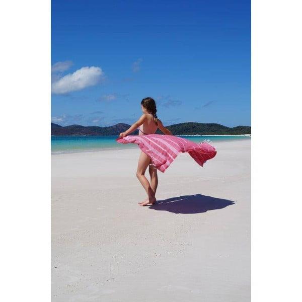 Wielofunkcyjny ręcznik Talihto Cosy Blue
