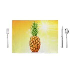Mata kuchenna Home de Bleu Pineappel, 35x49cm