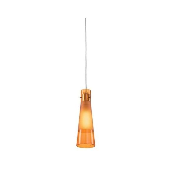 Lampa wisząca Kuky Orange