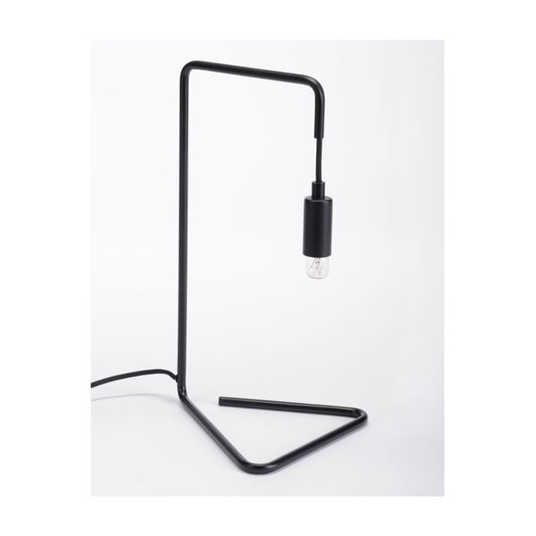 Lampa stołowa Bureau Lampe, czarna