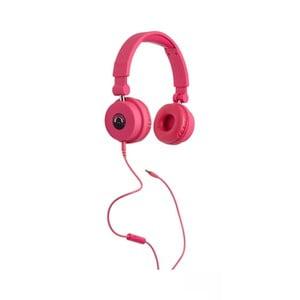 Różowe słuchawki TINC Big Boom