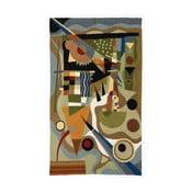Dywan Kandinsky Abstraction, 150x90 cm