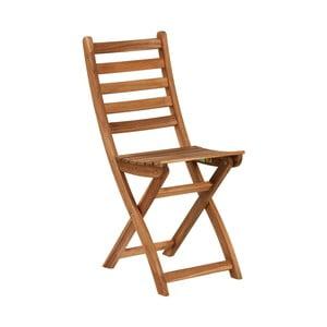 Brązowe krzesło składane Butlers Lodge