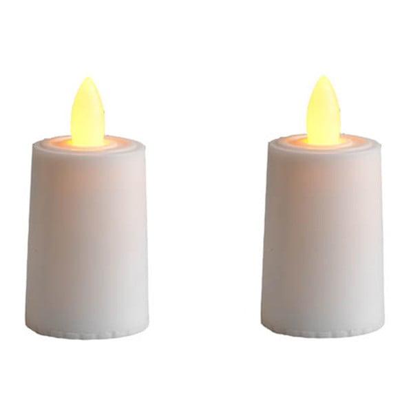Zestaw 2 świeczek LED Candles