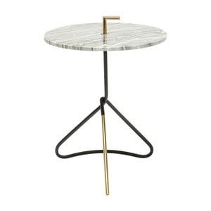 Stolik Kare Design Doblado, ⌀ 42 cm