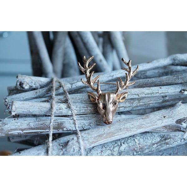 Broszka Golden Deer