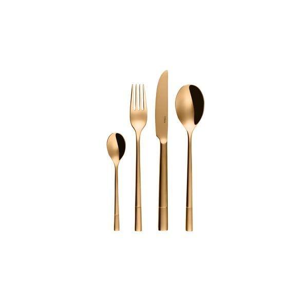 Zestaw 24 sztućców Sola Luxus Gold