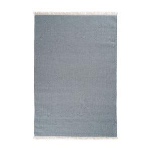 Wełniany dywan Rainbow Teal, 140x200 cm