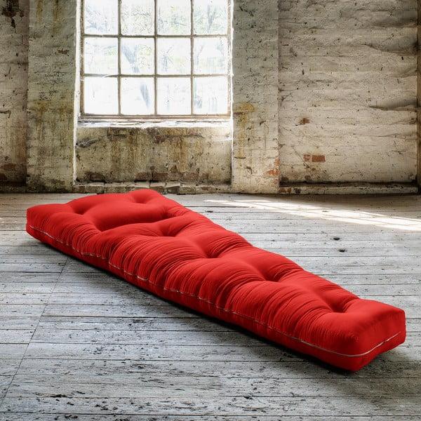 Fotel rozkładany Karup Loop Red