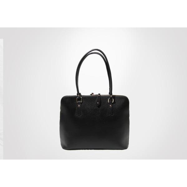 Skórzana torebka Madlene, black