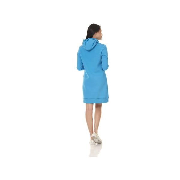 Domowa długa bluza Streetfly Blue, M