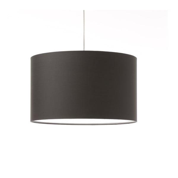Ciemnoszara lampa wisząca 4room Artist, zmienna długość, Ø 42 cm