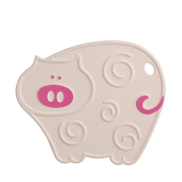 Silikonowa podstawka Premier Housewares Pig