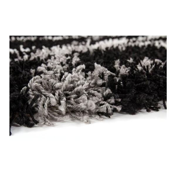 Dywan Peppy 99 Black, 80x150 cm