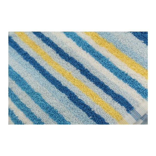 Zestaw 2 ręczników Cizgi Blue, 40x80 cm