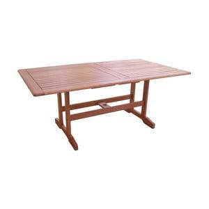 Ogrodowy stół rozkładany z drewna bangkirai ADDU Atlanta