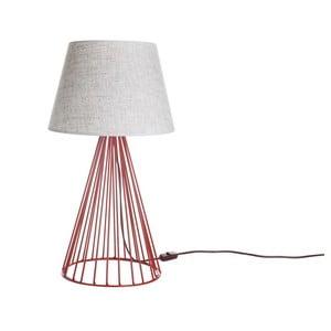 Lampa stołowa Wiry White/Red