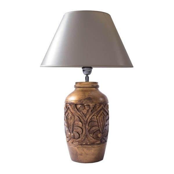 Lampa stołowa Mango Brown