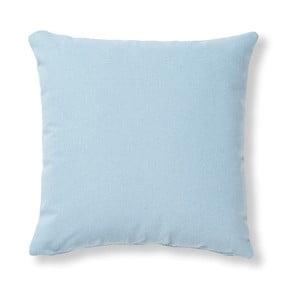 Jasnoniebieska poduszka La Forma Mak, 45 x 45 cm