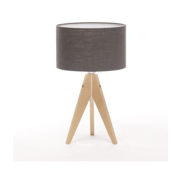 Lampa stołowa Artist Solid Birch/Anthrazite