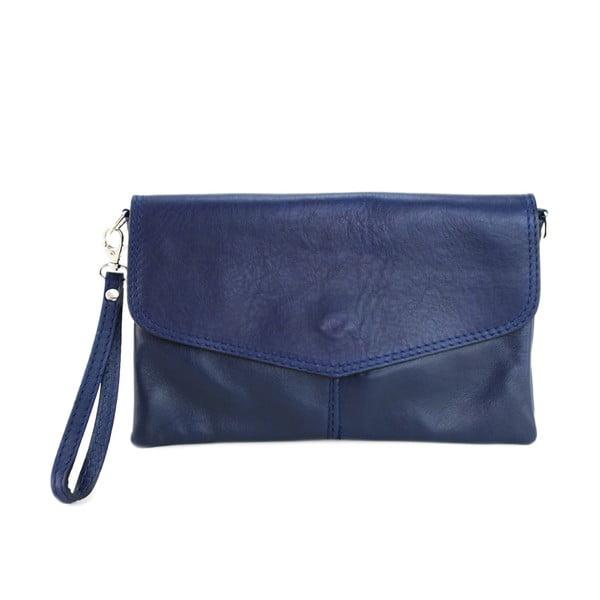 Skórzana torebka Masienne Blu
