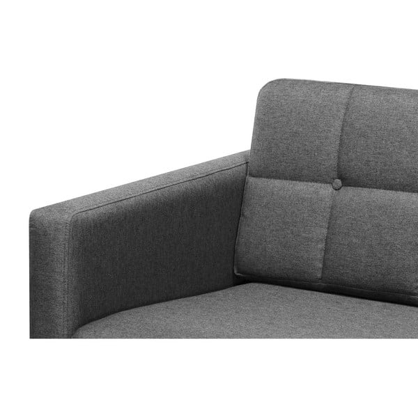 Jasnoszary fotel Vivonita Magnus
