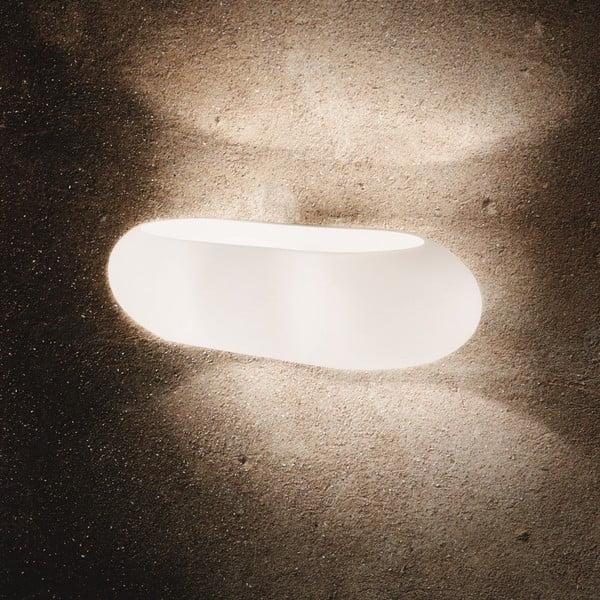 Biały kinkiet Evergreen Lights Blick