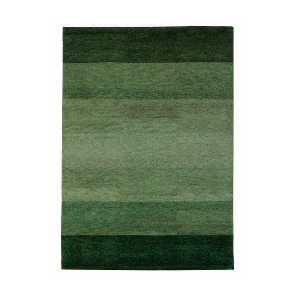 Dywan Baku Stripe Green, 120x180 cm