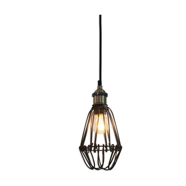 Lampa wisząca Black Industrial