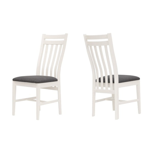 Białe krzesło Canett Skagen