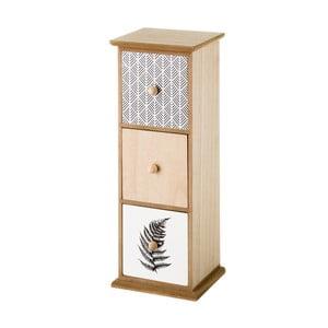 Szafka z 3 szufladami Unimasa Feather