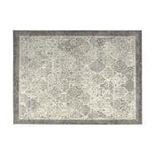 Szary dywan wełniany Kooko Home Glam,160x230cm
