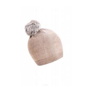 Beżowa czapka Lavaii Nelle