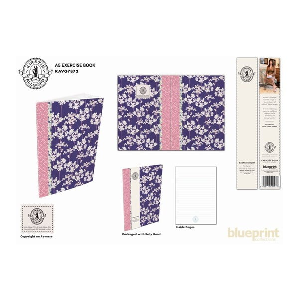 Notes Kirstie Allsopp A5