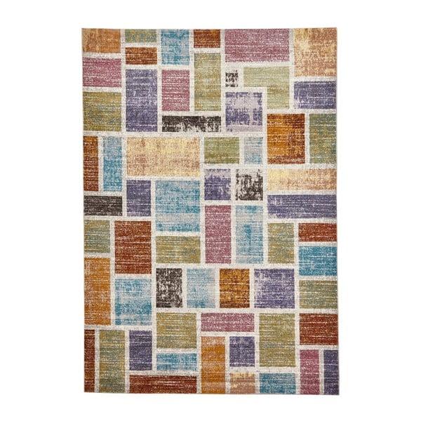Dywan z kolorowymi prostokątami Think Rugs 16th Avenue, 160x230 cm