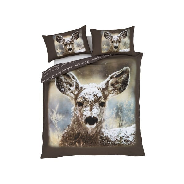 Pościel  Oh Deer!, 200x200 cm