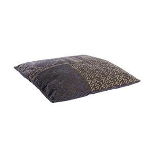 Poduszka z wypełnieniem Twist Blue, 100x100 cm