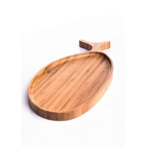 Deska do krojenia z bambusu Bambum Dorel