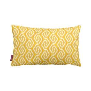 Poduszka Yellow Pattern, 35x60 cm
