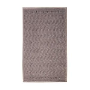 Dywanik łazienkowy Good Morning Taupe, 60x100 cm