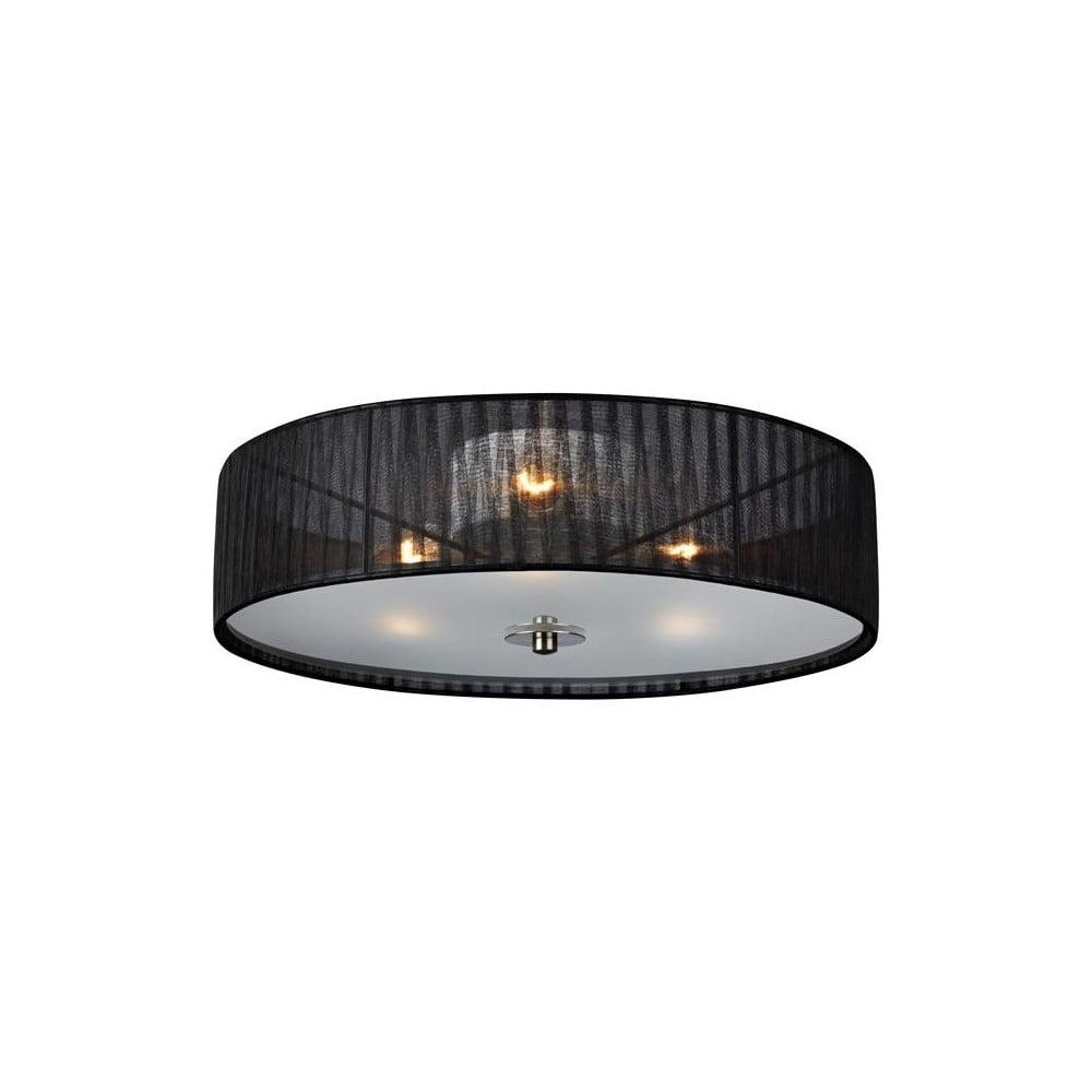 Lampa sufitowa Markslöjd Byske, czarna