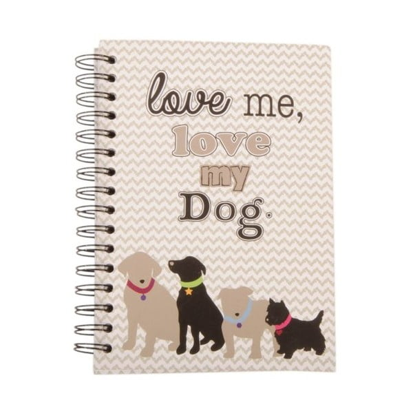 Notes Love me, love my dog