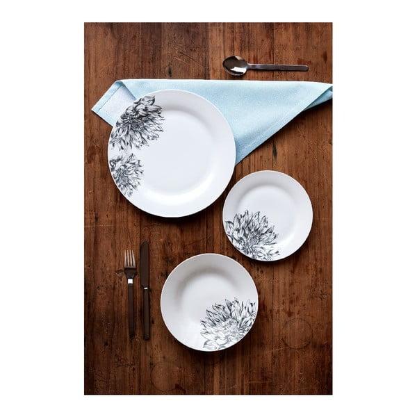 Zestaw talerzy Premier Housewares Botanic, 12 sztuk