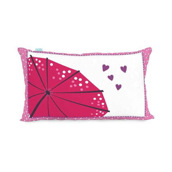 Dwustronna poszewka bawełniana na poduszkę Moshi Moshi Cherry Blossom