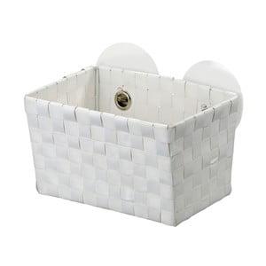Biały koszyk samoprzylepny Wenko Fermo